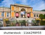 copenhagen  denmark   june 2018 ...   Shutterstock . vector #1166298955