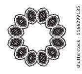 beautiful vector circular...   Shutterstock .eps vector #1166299135