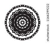 beautiful vector circular... | Shutterstock .eps vector #1166299222