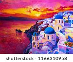original oil painting on canvas.... | Shutterstock . vector #1166310958