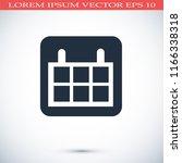 calendar vector icon  stock...