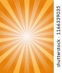 sunlight vertical abstract... | Shutterstock .eps vector #1166339035