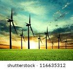 eco power | Shutterstock . vector #116635312