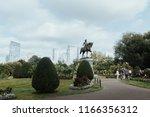 boston  massachusetts   august... | Shutterstock . vector #1166356312