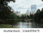 boston  massachusetts   august... | Shutterstock . vector #1166359675