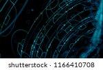 3d render abstract background....   Shutterstock . vector #1166410708