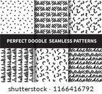 different geometric patterns....   Shutterstock .eps vector #1166416792