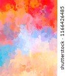 Seductive Soft Coloured Digital ...