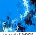 multicolored splash watercolor... | Shutterstock . vector #1166430532
