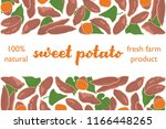 vector illustration of sweet... | Shutterstock .eps vector #1166448265
