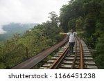 haflong hill  dima hasao  assam ... | Shutterstock . vector #1166451238