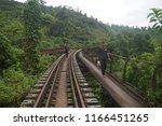 haflong hill  dima hasao  assam ... | Shutterstock . vector #1166451265