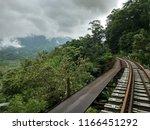 haflong hill  dima hasao  assam ... | Shutterstock . vector #1166451292