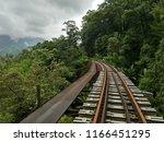 haflong hill  dima hasao  assam ... | Shutterstock . vector #1166451295