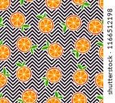 cute seamless pattern of... | Shutterstock .eps vector #1166512198