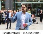 orebro  sweden   august 24 ... | Shutterstock . vector #1166553985