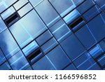 abstract business architecture... | Shutterstock . vector #1166596852