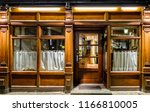 old store front   nice facade | Shutterstock . vector #1166810005