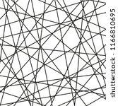 geometric vector abstract black ... | Shutterstock .eps vector #1166810695