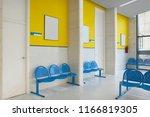 public building waiting area....   Shutterstock . vector #1166819305