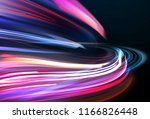 vector image of colorful light...