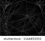 black grunge background with... | Shutterstock . vector #1166853352