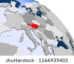 illustration of austria... | Shutterstock . vector #1166935402