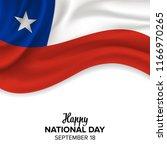 vector festive illustration of... | Shutterstock .eps vector #1166970265