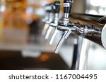 coffee machine in restaurant | Shutterstock . vector #1167004495
