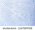 textures blue ice. ice rink.... | Shutterstock .eps vector #1167009358