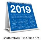 Calendar Desktop 2019 3d In...