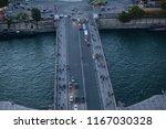 paris france october 6  2016 ...   Shutterstock . vector #1167030328