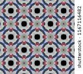 pattern background geometric | Shutterstock . vector #1167116482