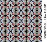 pattern background geometric | Shutterstock . vector #1167116485