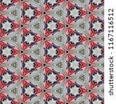 pattern background geometric | Shutterstock . vector #1167116512