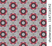 pattern background geometric | Shutterstock . vector #1167116542