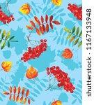 watercolor seamless pattern....   Shutterstock . vector #1167133948