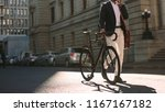 cropped image of businessman... | Shutterstock . vector #1167167182
