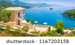 house with terrace for rent... | Shutterstock . vector #1167203158