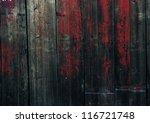 Old  Grunge Wood Panels Used As ...