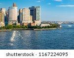 new york   october 17 2016 ...   Shutterstock . vector #1167224095