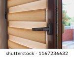 window roller  duo system day...   Shutterstock . vector #1167236632