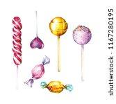 Lollipop Candy Illustration ...