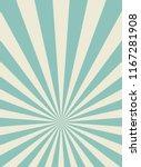 sunlight retro narrow vertical... | Shutterstock .eps vector #1167281908