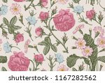 seamless pattern. beautiful... | Shutterstock .eps vector #1167282562