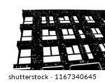 new build house vector... | Shutterstock .eps vector #1167340645