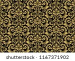 wallpaper in the style of... | Shutterstock .eps vector #1167371902