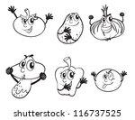 detailed illustration on... | Shutterstock . vector #116737525