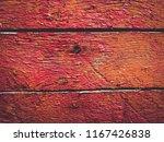 red orange wood texture board.... | Shutterstock . vector #1167426838