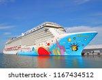 Small photo of Cruise ship Norwegian Breakaway in Helsinki 19.07.2018